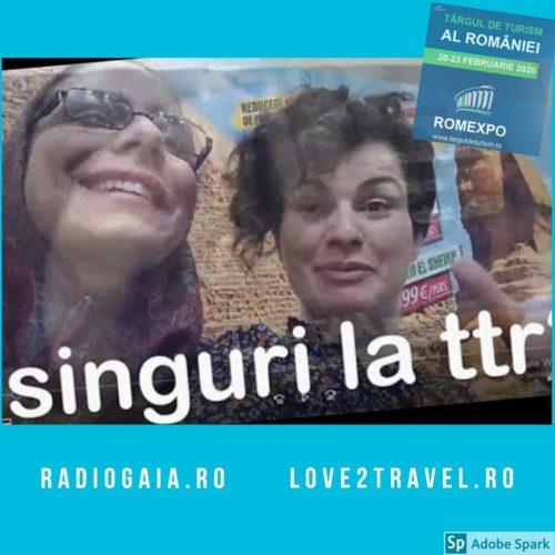 Pe cine am intalnit la Targul de Turism in prima zi?! Am ramas surprinsi!!